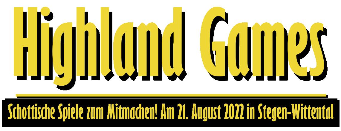 Highland Games Wittental